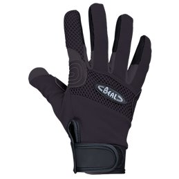 GUANTI BEAL ROPE TECH GLOVES BLACK