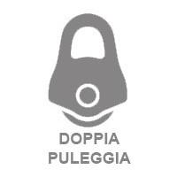 DOPPIA PULEGGIA
